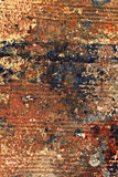 Corroded metal texture. Stock Images