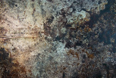 Corroding metal. Corroded metal texture grungy background Stock Images