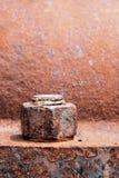 Corrosão imagens de stock