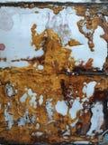 Corrosão imagem de stock