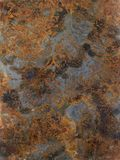 Corrosion. Full frame abstract background created by me, named Corrosion Stock Photo