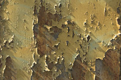 Corrosion. Royalty Free Stock Photography