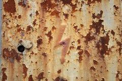Corrosion background Stock Photography