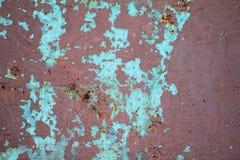 Corrosion de texture en métal Photo libre de droits