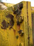 Corrosion Royalty Free Stock Photo