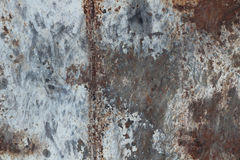 Corrosion of metal Royalty Free Stock Image