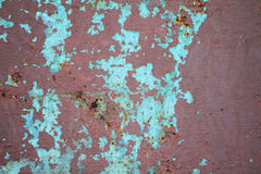 Corrosion of metal texture Royalty Free Stock Photo