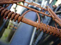 Corrosione fotografie stock