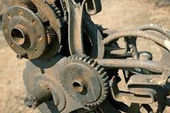 Corrosione di metallo fotografia stock libera da diritti