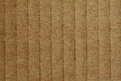 Corrugate cardboard Stock Images