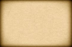 Corrugate cardboard Stock Image