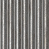 Corrugated Aluminum Material Royalty Free Stock Photography