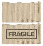 Corrugated box Stock Photos