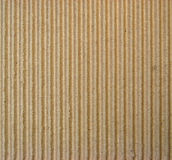 Corrugated cardboard Royalty Free Stock Image