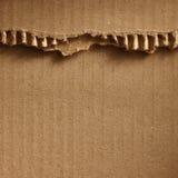 Corrugated cardboard Stock Photos