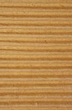 Corrugated cardboard background Stock Images
