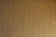 Corrugated cardboard background Royalty Free Stock Photography