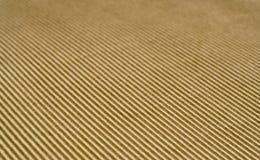 Corrugated cardboard background Stock Images