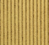 Corrugated Cardboard Background Royalty Free Stock Photos