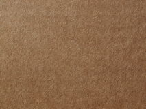 Corrugated cardboard blank sheet Royalty Free Stock Photos