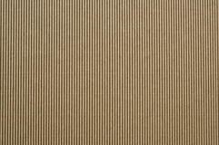 Corrugated cardboard. Blank corrugated cardboard textured background Stock Images
