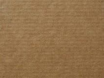 Corrugated cardboard Stock Image