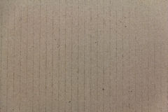 Corrugated cardboard. The brown Cardboard texture Background Stock Photography