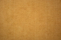 Corrugated cardboard sheet background Stock Image