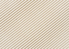 Corrugated cardboard texture Stock Images