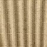 Corrugated carton paper sheet Royalty Free Stock Photo