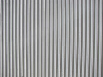 Corrugated concrete wall Stock Photo