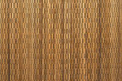 Corrugated or fluted texture of brown yellow color. For abstract tone or for wallpaper Royalty Free Stock Photography