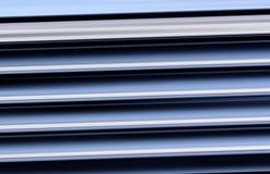 Corrugated glazed background Stock Photography