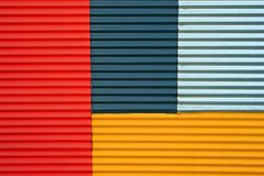 Corrugated Iron Stock Images