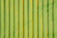 Corrugated Iron Background Royalty Free Stock Photography