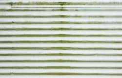 Corrugated iron Royalty Free Stock Image