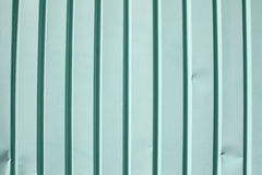 Corrugated Iron Fence Royalty Free Stock Image