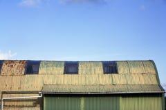 Corrugated Iron shed, Stock Photos