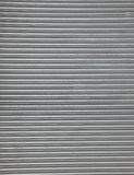 Corrugated iron texture Royalty Free Stock Images