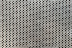 Corrugated iron texture for pattern and background Stock Photography
