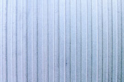 Corrugated Iron texture Royalty Free Stock Image