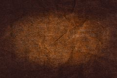 Corrugated kraft paper texture royalty free stock photos