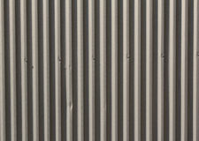 Corrugated Metal Backdrop Royalty Free Stock Images