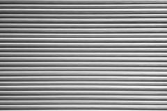 Corrugated metal background. Stock Image