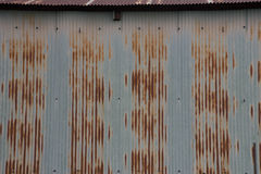 Corrugated Metal Building Stock Images