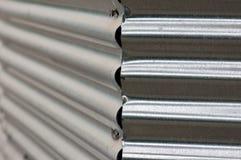 Free Corrugated Metal Fence Stock Image - 13234381