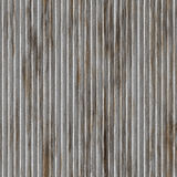 Corrugated Metal Pattern. A corrugated metal texture with rust that tiles seamlessly as a pattern. Makes a great background or backdrop when tiled Stock Images