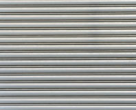 Corrugated metal sheet Royalty Free Stock Photo