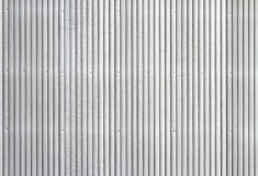 Corrugated metal siding Stock Photos