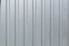 Corrugated metal Royalty Free Stock Images